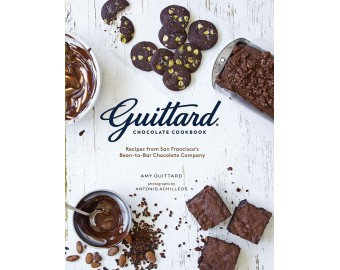 Guittard Chocolate Cookbook: Decadent Recipes from San Francisco's Premium Bean-to-Bar Chocolate Company - Paperback