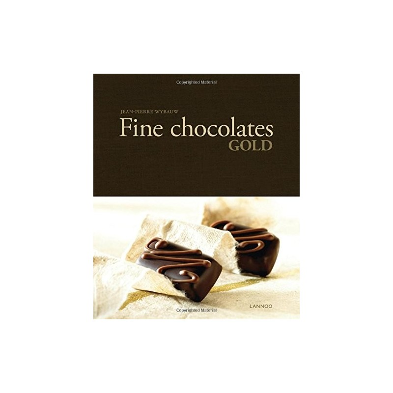The Fine Chocolates: Gold - Hardcover