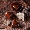 Polycarbonate Chocolate Mold by NuEmporia for Pralines, Truffles, Sweets, Candies, Bonbon: Heart Shape